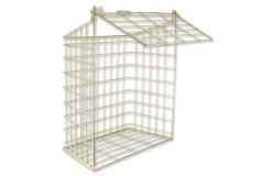 Large Letter Cage