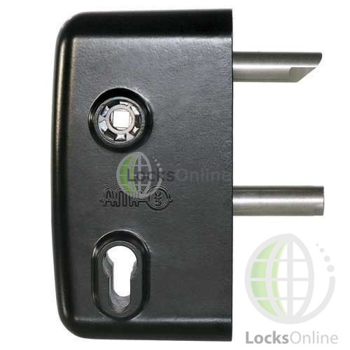 Main photo of AMF Gate Lock for Wrought-Iron Gates