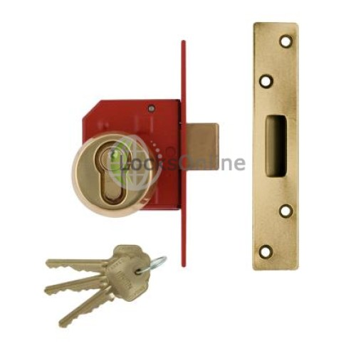 Main photo of UNION BS3621 High Security Euro Cylinder Deadlock