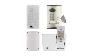 Daitem Wireless Intercom keypad and fob Kit battery version