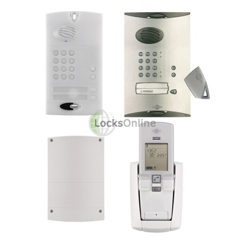 Main photo of LO302 Door Entry System kit - Locksonline Daitem Kit