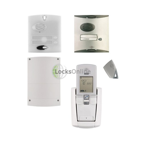 Main photo of LO304 Door Entry System kit - Locksonline Daitem Kit