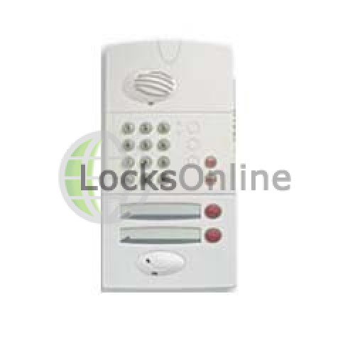 Main photo of MHF06X Caller Unit External Dual Dwelling - Locksonline Daitem