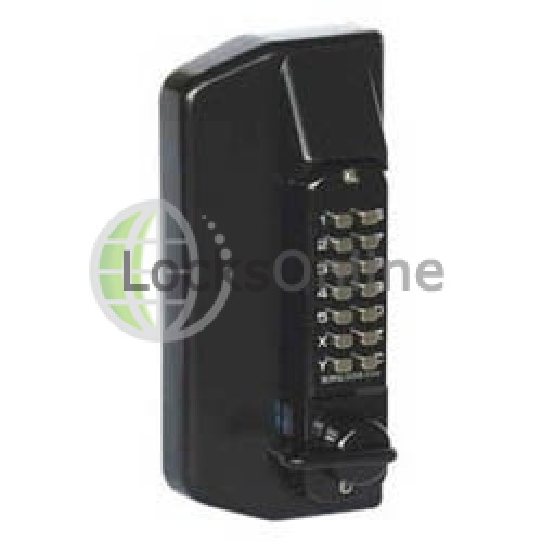 Main photo of Metal Gate Lock With Combination Keypad Both Sides