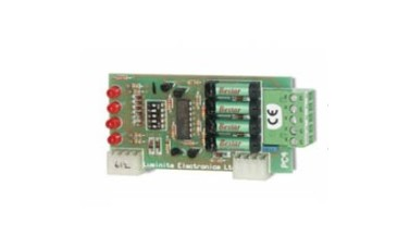 Luminite PC4 Relay expansion module for RX16