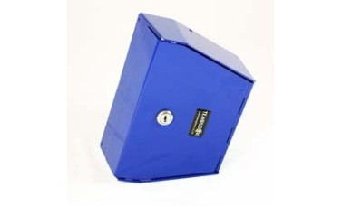 Templock Key Blue Temporary Door Lock