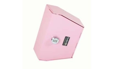 Templock Combination Pink Temporary Door Lock