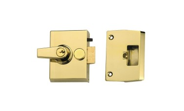 Union 1097 Auto Deadlocking Night Latch
