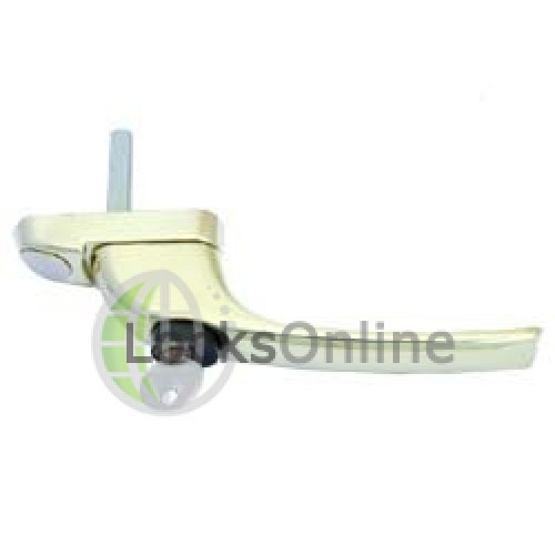 Main photo of ESP Handle 53490 Mila Inline Brass