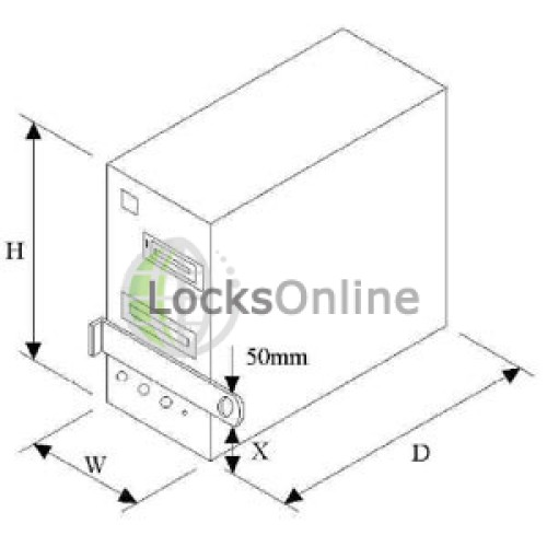 buy cp100 tower computer lock