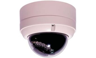 EDGE AV600IR External Vandal Dome Color Day/Night Camera