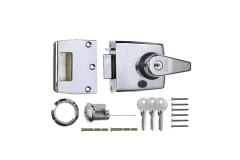 ERA 183 & 193 BS3621:2004 Auto-Deadlocking Nightlatch with Holdback
