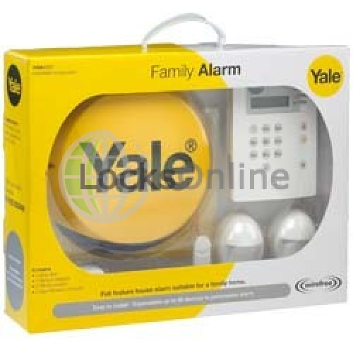 Main photo of Yale HSA 6300 Family Alarm Kit
