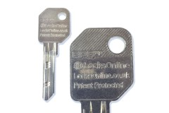 Locksonline Evva EPS High Security Keys and Master Keys