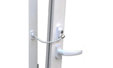 LocksOnline Flexible Window Restrictor Lock