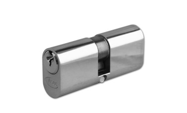 6 Pin Security Oval Double Cylinder