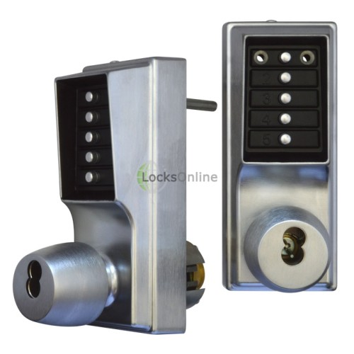 Main photo of Simplex Unican EE1021B Back to Back Combination Lock