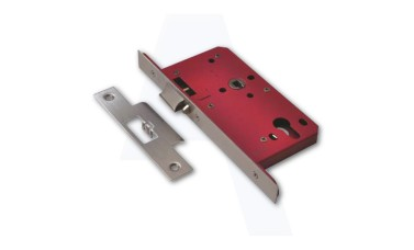 UNION 2E25S DIN Euro Deadlocking Nightlatch Case