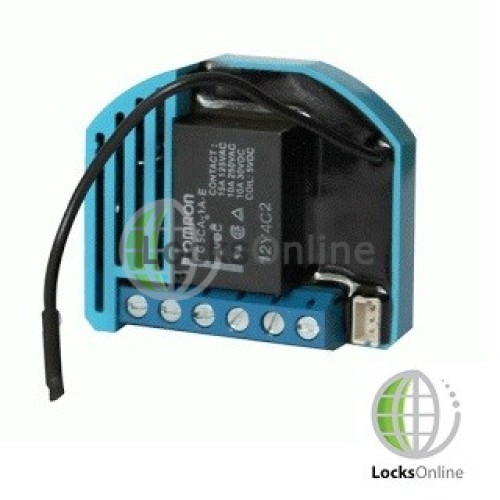 Main photo of LocksOnline Flush Z-Wave Plus Relay Module