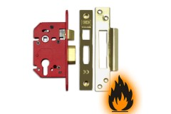 Fire Rated Mortice Locks & Latches