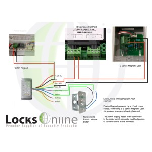 LocksOnline    Wiring       Diagram    004   Locks Online