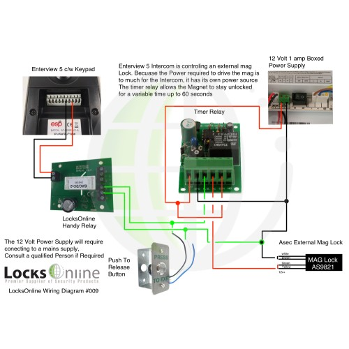 LocksOnline Wiring Diagram 009 | Locks Online on external fan, external thermostat, external power supply, external body, external alternator, external engine,