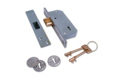 Five Lever Deadlocks