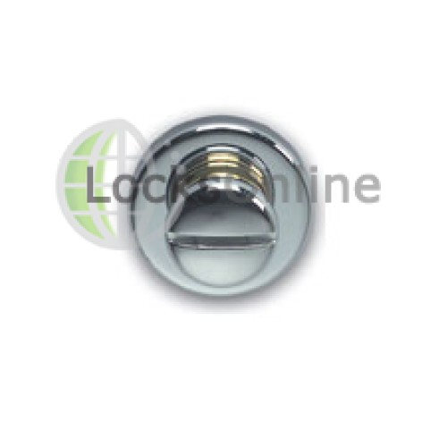 Main photo of Bathroom Privacy Locks in Chromium Plated Brass