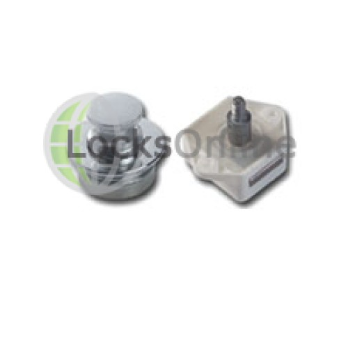Buy Marine Raised Disc Push Button And Latch Locks Online