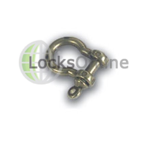 Main photo of Shackles in Brass or Chromium Plated Art No.80a