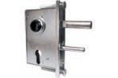 Metal Gate Locks