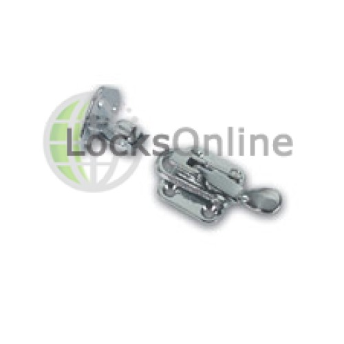Main photo of Hook Toggle Fasteners in Brass or Chromium plated