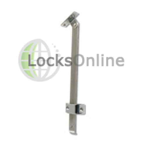 Main photo of Door Stay, Spring Loaded in Brass or Chromium plated