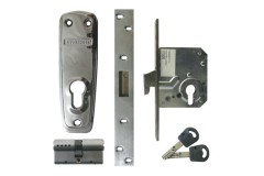 British Standard BS3621 Dead Locks