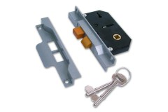 Two Lever Sash Locks