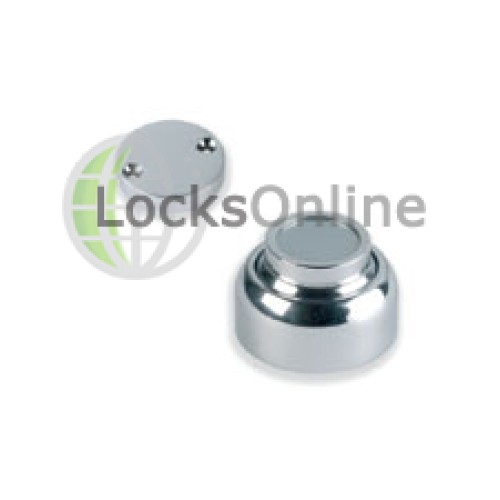 Timage Marine Magnetic Door Stop Round Base