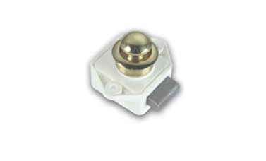 Marine Thick Push Button Knob and Lactch