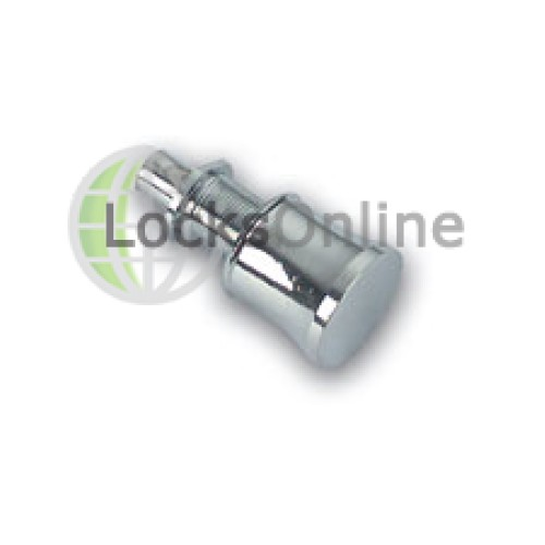 Main photo of Spring Loaded Window Stop in Brass or Chromium plated