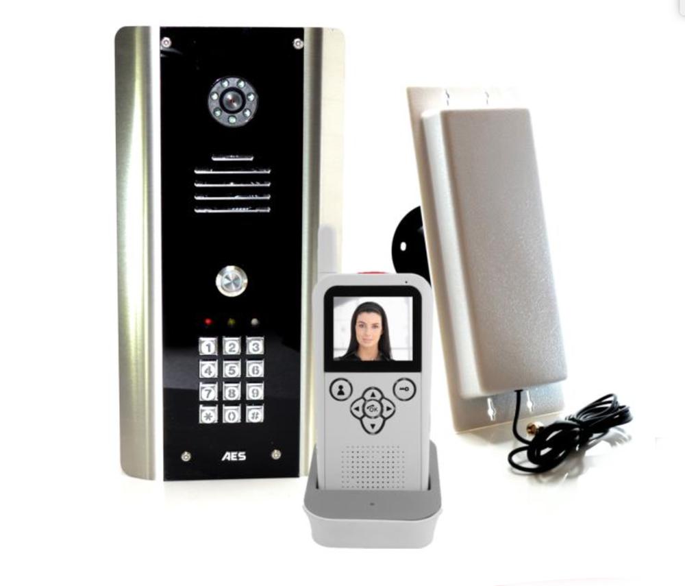 V Entree Wireless Door Intercom LocksOnline 1