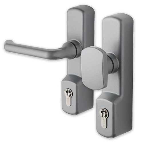 Exidor Universal Design of Outside Access Handles