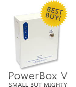 Compact Power Supply Unit