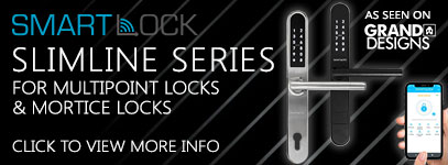 SmartLock Slimline Smart Handles