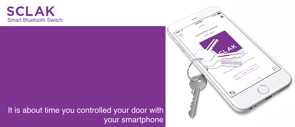 Turning your smartphone into your house key