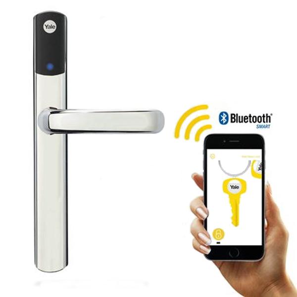 Image of Yale Conexis Smart Front Door Lock