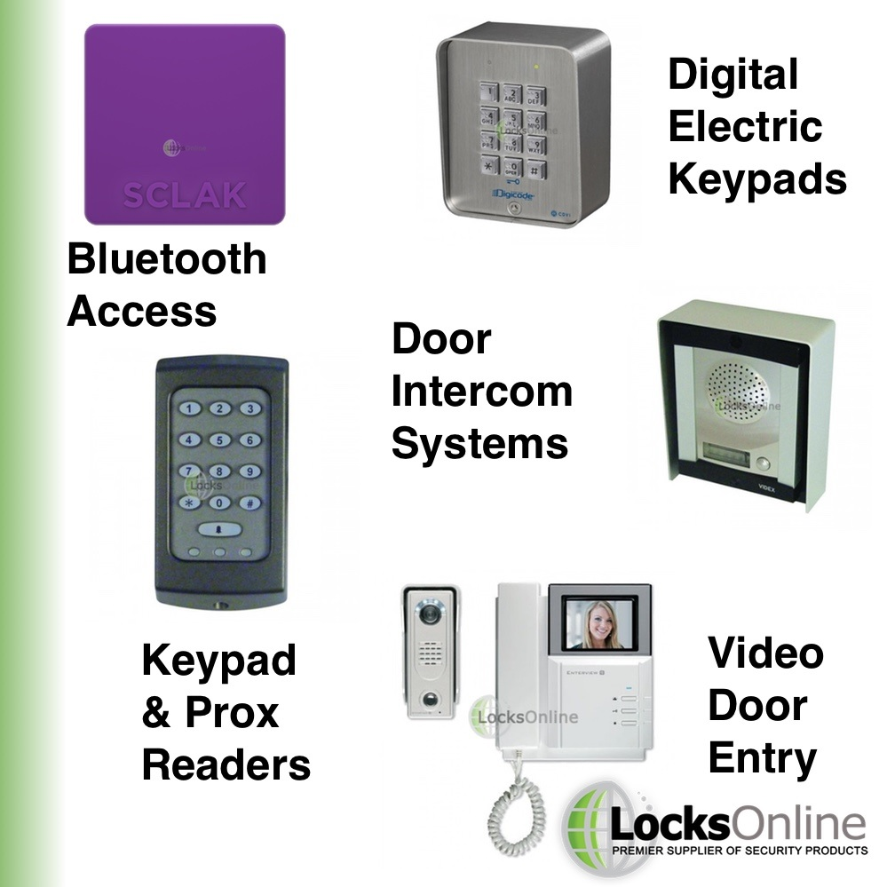 Access Control Interface Devices