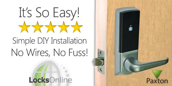 Paxton EasyProx DIY Access Control