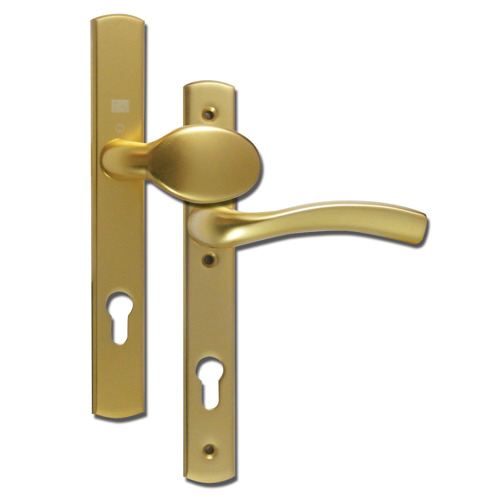 Compare prices for Winkhaus XL 92 PZ Multipoint Lever and Pad Handles - 260mm 214mm fixings