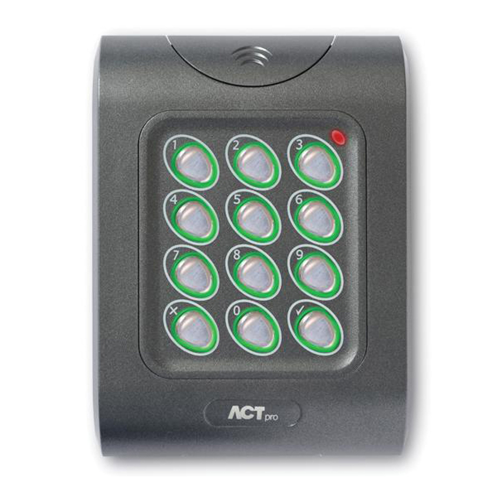 Compare prices for ACT ACT Pro 1050e Proximity Reader and Keypad