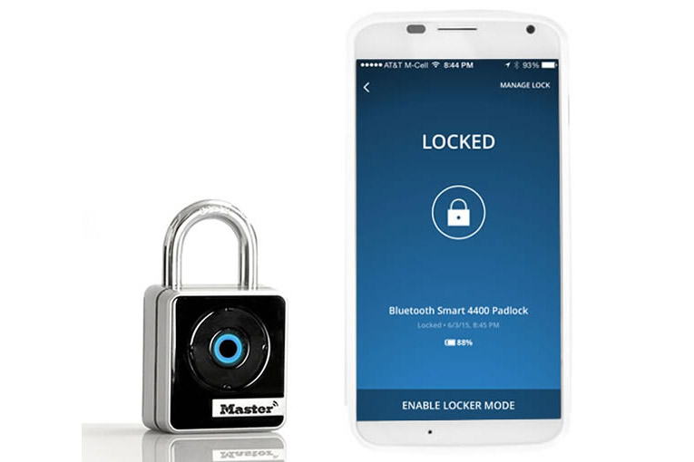 Smart Bluetooth Padlock with App