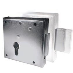 Compare prices for AMF Gate Lock Heavy Duty Rim Deadlock for Gates and Doors